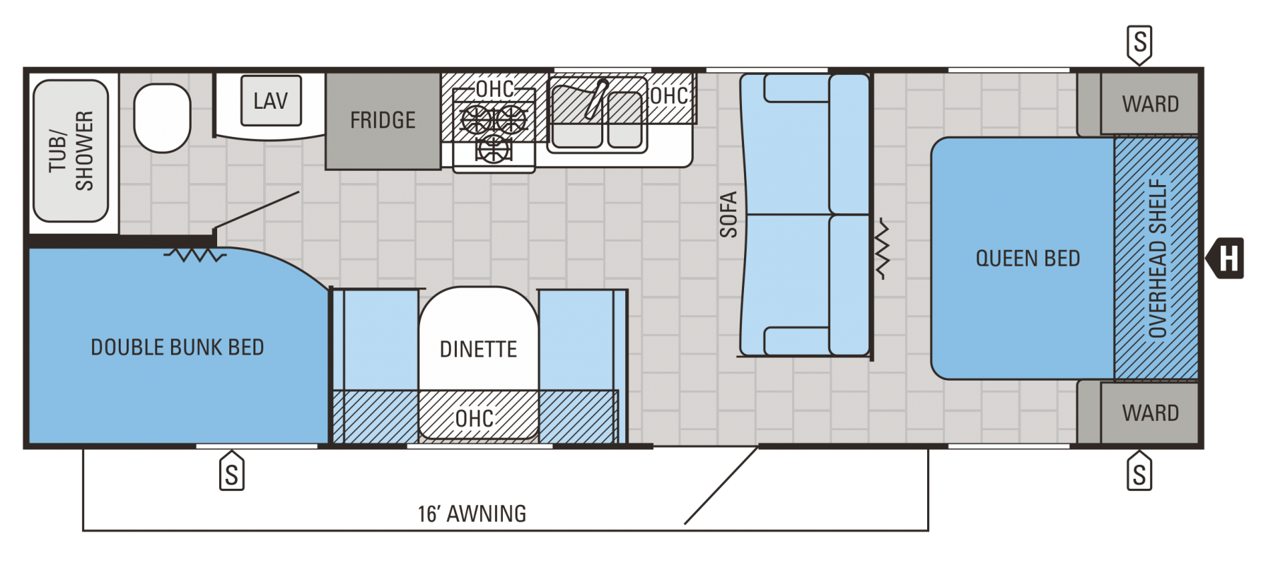 aeonhart.com 24 Lastest Jayco Pop Up Camper Floor Plans 56
